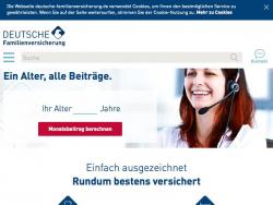 Dfv Versicherungen Deutsche Familienversicherung