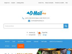 D-Mail Shop