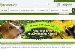 Doggiepack - Faires Hundefutter