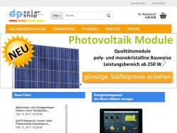 Dp Solar Shop