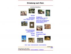 Einladung Nach Rom
