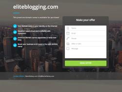 Eliteblogging