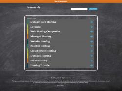 Evanzo Domains Webhosting Und Server