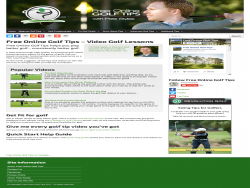 Free Online Golf Tips