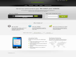 Freesitestatus Free Website Monitoring & Site Status Alerts