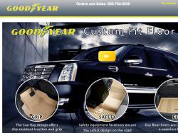Goodyear Custom Floor Mats Floorliners