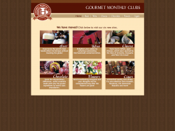 Gourmet Monthly Clubs