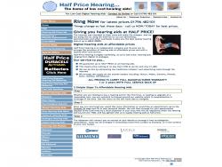 Half Price Hearing Ltd