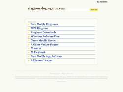 Happysite01 ringtone logo game