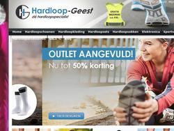 Hardloop Geest