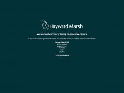 Hayward Marsh