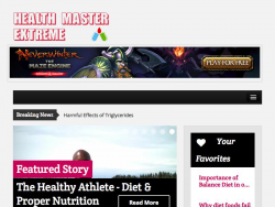 Health Master Extreme Package