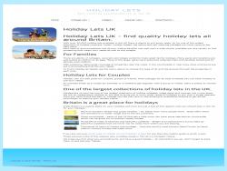 Holidaylets UK