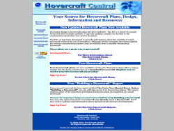 Hovercraftcentral