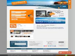 IzziRent Car Rental Price Comparison