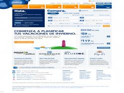 JetBlue Airways Spanish Site