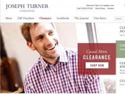 Joseph Turner Shirts