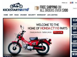 Kickstart Moto