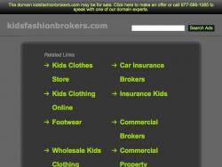 Kids Fashion Brokers