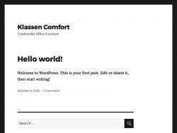 Klassen Comfort
