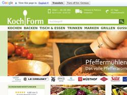 Koch Form