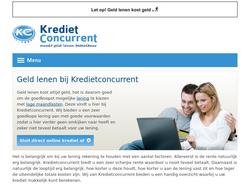 Kredietconcurrent
