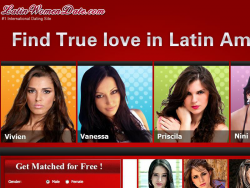 Latinwomendate