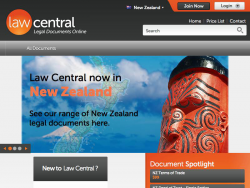 Law Central Online