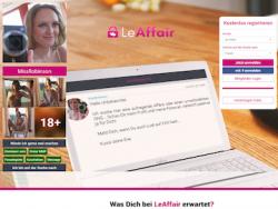 Leaffair Datingportal