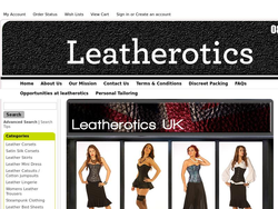 Leatherotics