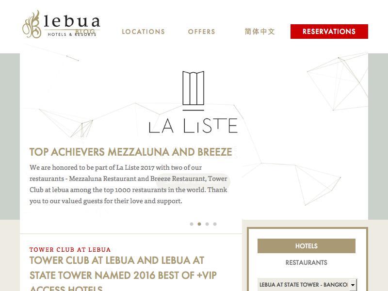 Lebua Hotels & Resorts