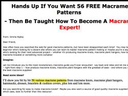 Macrame Secrets Revealed