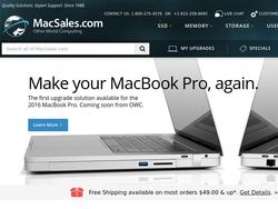 Mac Sales