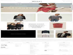 Maerz Mode Newsletter Registrierung