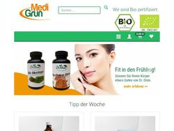 Medigruen Online Shop