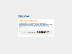 Memoryval