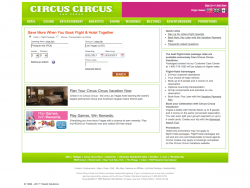 MGM Resorts Vacations  Circus Circus