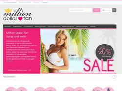 Million Dollar Tan Shop