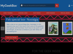 My Geek Box