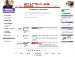 Newsletter Kiosk