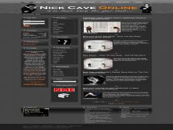 Nick Cave Online
