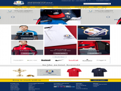 The Official Ryder Cup Online Shop