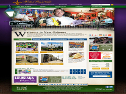 Official Site Of Greater New Orleans