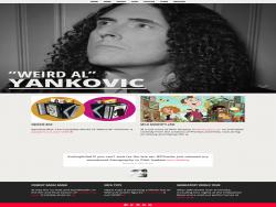 The Official Weird Al Yankovic Website
