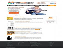 Onlinemuziekcursus