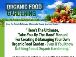 Organic Food Gardening Beginners Manual
