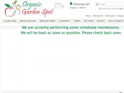 Organicgardenspot