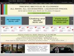 Pacific Bikes