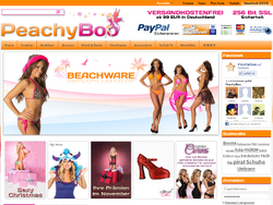 Peachy Boo
