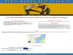Perth Women Self Defence